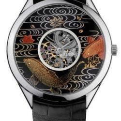Ремонт часов Vacheron Constantin 33222/000G-9550 Metiers D'Art La Symbolique des Laques в мастерской на Неглинной