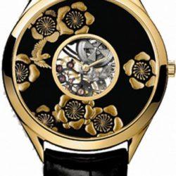 Ремонт часов Vacheron Constantin 33222/000R-9517 Metiers D'Art La Symbolique des Laques 2010 в мастерской на Неглинной