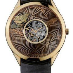 Ремонт часов Vacheron Constantin 33222/000R-9546 Metiers D'Art La Symbolique des Laques в мастерской на Неглинной