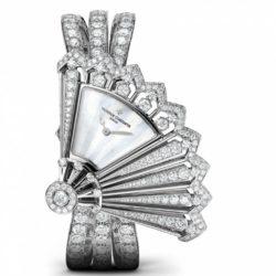 Ремонт часов Vacheron Constantin 37531/F04G-B060 Heures Creatives Heure Romantique Discrete в мастерской на Неглинной