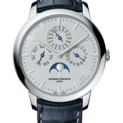 Ремонт часов Vacheron Constantin 43175/000P-B190 Patrimony Contemporaine Perpetual Calendar в мастерской на Неглинной
