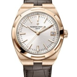 Ремонт часов Vacheron Constantin 4500V/000R-B127 Overseas Automatic Date 41 mm в мастерской на Неглинной