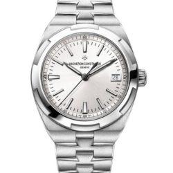 Ремонт часов Vacheron Constantin 4500V/110A-B126 Overseas Automatic Date 41 mm в мастерской на Неглинной