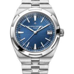 Ремонт часов Vacheron Constantin 4500V/110A-B128 Overseas Automatic Date 41 mm в мастерской на Неглинной