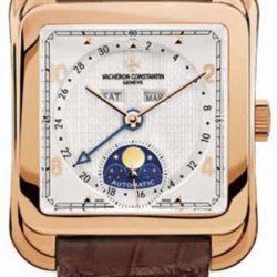 Ремонт часов Vacheron Constantin 47300/000R-9219 Historiques Toledo 1951 в мастерской на Неглинной