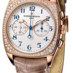 Ремонт часов Vacheron Constantin 5005S/000R-B053 Harmony Chronograph Small Diamond 2015 в мастерской на Неглинной