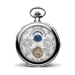 Ремонт часов Vacheron Constantin 57260/000G-B046 Traditionnelle Grande Complication Most Complicated Pocket Watch в мастерской на Неглинной