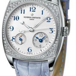 Ремонт часов Vacheron Constantin 7805S/000G-B052 Harmony Dual Time Small model Diamond 2015 в мастерской на Неглинной