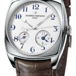 Ремонт часов Vacheron Constantin 7810S/000G-B050 Harmony Dual Time White Gold 2015 в мастерской на Неглинной