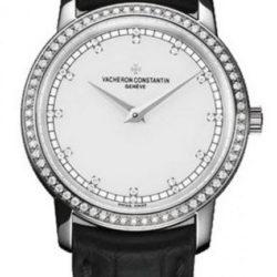 Ремонт часов Vacheron Constantin 81558/000G-9603 Patrimony Lady Traditionnelle Small Model Diamond Set Manual Winding в мастерской на Неглинной