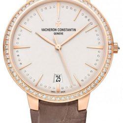 Ремонт часов Vacheron Constantin 85515/000R-9840 Patrimony Lady Contemporaine Small Model 2014 в мастерской на Неглинной
