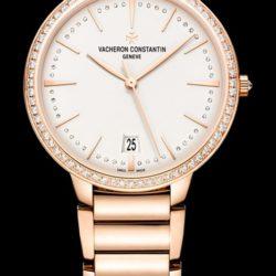 Ремонт часов Vacheron Constantin 85515/CA1R-9840 Patrimony Lady Contemporaine Automatic в мастерской на Неглинной
