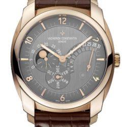 Ремонт часов Vacheron Constantin 86040/000R-I0129 Quai de L'Ile Retrograde Annual Calendar в мастерской на Неглинной