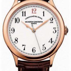 Ремонт часов Vacheron Constantin 86122/000R-9286 Historiques Chronometre Royal 1907 в мастерской на Неглинной