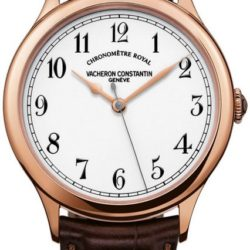 Ремонт часов Vacheron Constantin 86122/000R-9362 Historiques Chronometre Royal 1907 в мастерской на Неглинной