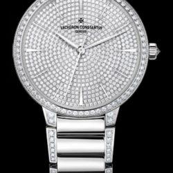 Ремонт часов Vacheron Constantin 86615/CA2G-9838 Patrimony Lady Contemporaine Small Model 2014 в мастерской на Неглинной