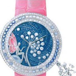 Ремонт часов Van Cleef & Arpels Feerie Dandelion Extraordinary Dials Poetry of Time в мастерской на Неглинной