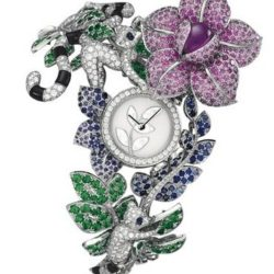 Ремонт часов Van Cleef & Arpels High Jewellery Timepiece Makis Decor Poetic Complications White Gold в мастерской на Неглинной