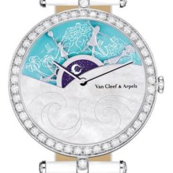 Ремонт часов Van Cleef & Arpels Lady Arpels Une Journée à Monaco Poetic Complications Unique Piece в мастерской на Неглинной