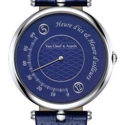 Ремонт часов Van Cleef & Arpels Pierre Arpels Heure d'ici & Heure D'ailleurs Only Watch Mens Watches Unique Piece в мастерской на Неглинной