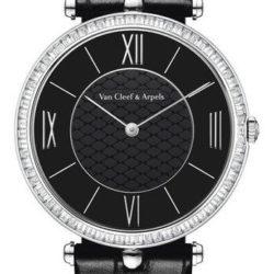 Ремонт часов Van Cleef & Arpels Pierre Arpels Platine 38 mm Baguette Mens Watches Platinum в мастерской на Неглинной