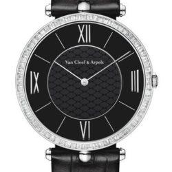 Ремонт часов Van Cleef & Arpels Pierre Arpels Platine 42 mm Baguette Mens Watches Platinum в мастерской на Неглинной