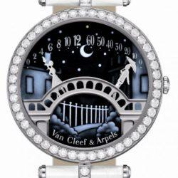 Ремонт часов Van Cleef & Arpels VCARN9VI00 Poetic Complications Pont Des Amoureux в мастерской на Неглинной