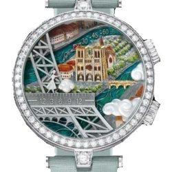 Ремонт часов Van Cleef & Arpels VCARO30L00 Poetic Complications Poetic Wish Lady Arpels в мастерской на Неглинной