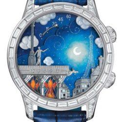 Ремонт часов Van Cleef & Arpels VCARO30N00 Poetic Complications Midnight Poetic Wish в мастерской на Неглинной