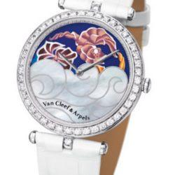 Ремонт часов Van Cleef & Arpels WDWF21K3 Poetic Complications Oceanide в мастерской на Неглинной
