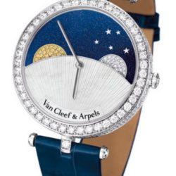 Ремонт часов Van Cleef & Arpels WDWF22NB Poetic Complications Jour / Nuit в мастерской на Неглинной