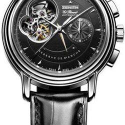 Ремонт часов Zenith 03.0240.4021/22.c495 El Primero Chronomaster T Open в мастерской на Неглинной