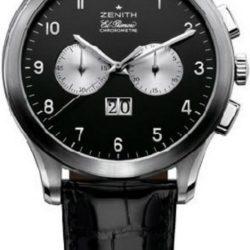 Ремонт часов Zenith 03.0520.4010/21.c580 El Primero Grande Class Grande Date в мастерской на Неглинной