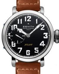 Ремонт часов Zenith 03.1930.681/21.C723 Captain Pilot Montre dAeronef Type 20 40mm 2013 в мастерской на Неглинной