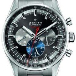 Ремонт часов Zenith 03.2040.400/26.M2040 El Primero 36'000 VPH в мастерской на Неглинной