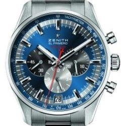 Ремонт часов Zenith 03.2040.400/53.M2040 El Primero 36'000 VPH в мастерской на Неглинной