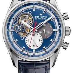 Ремонт часов Zenith 03.2040.4061/52.C700 El Primero Chronomaster в мастерской на Неглинной