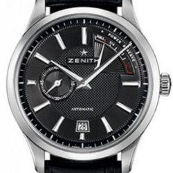 Ремонт часов Zenith 03.2120.685-22.C493 Captain POWER RESERVE в мастерской на Неглинной