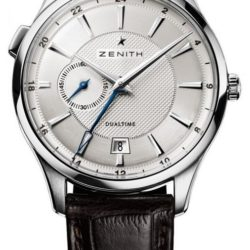 Ремонт часов Zenith 03.2130.682/02.C498 Captain Dual Time в мастерской на Неглинной