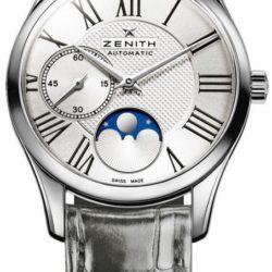 Ремонт часов Zenith 03.2310.692/02.C706 Ladies Collection ULTRA THIN LADY MOONPHASE в мастерской на Неглинной