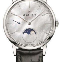 Ремонт часов Zenith 03.2320.692/80.C714 Ladies Collection Ultra Thin Moonphase в мастерской на Неглинной