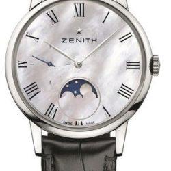 Ремонт часов Zenith 03.2320.692/81.C714 Ladies Collection Ultra Thin Moonphase в мастерской на Неглинной