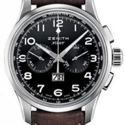 Ремонт часов Zenith 03.2410.4010/21.C722 Pilot BIG DATE SPECIAL в мастерской на Неглинной