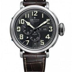 Ремонт часов Zenith 03.2430.4054/21.C721 Pilot Montre dAeronef Type 20 Annual Calendar 2013 в мастерской на Неглинной