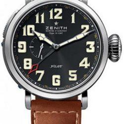 Ремонт часов Zenith 03.2430.693/21.C723 Pilot Montre D'aeronef Type 20 GMT в мастерской на Неглинной
