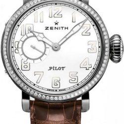 Ремонт часов Zenith 16.1930.681/31.C725 Ladies Collection Montre d'Aeronef Type 20 в мастерской на Неглинной