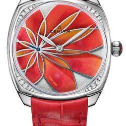 Ремонт часов Zenith 16.1970.681/34.C756 Ladies Collection Star 33 mm в мастерской на Неглинной