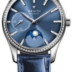 Ремонт часов Zenith 16.2310.692/51.C705 Ladies Collection ULTRA THIN LADY MOONPHASE в мастерской на Неглинной