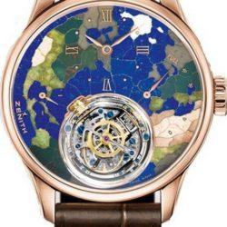 Ремонт часов Zenith 18.2211.8804/91.C713 Academy Christophe Colomb Planete Bleue в мастерской на Неглинной