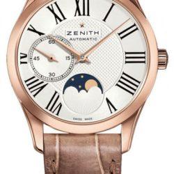 Ремонт часов Zenith 18.2310.692/02.C709 Ladies Collection ULTRA THIN LADY MOONPHASE в мастерской на Неглинной